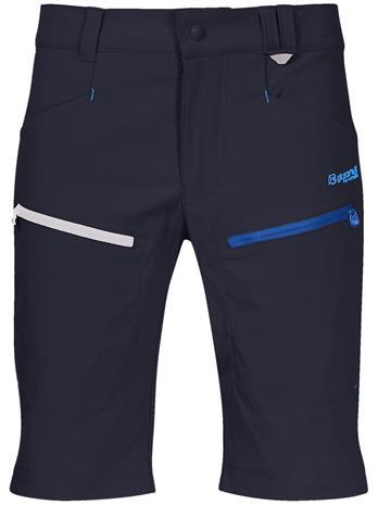 Bergans Utne Shorts Girls dk navy / athensblue / white Tytöt