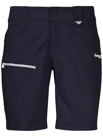 Bergans Utne Short Outdoor Pants dk navy / alu Naiset
