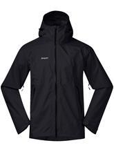 Bergans Letto Outdoor Jacket black / dk navy Miehet