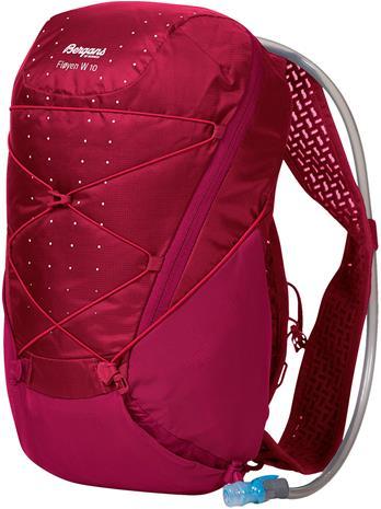 Bergans Floyen 10L Backpack bougainvillea / strawberry / Naiset