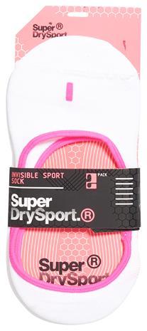 SUPERDRY Sport Invisible naisten varrettomat sukat