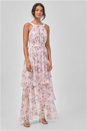 "Vila ""ViNola S/L Maxi Layer Dress -maksimekko"""