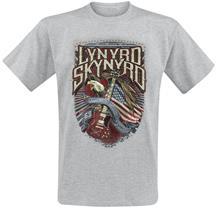 Lynyrd Skynyrd Sweet Home Alabama T-paita sävytetty harmaa
