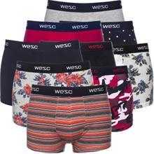 WESC 9 pakkaus Mixpack Boxer Briefs * Ilmainen Toimitus *