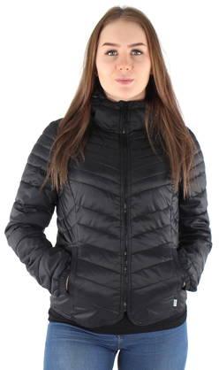 Only Kevyttoppatakki Demi hooded nylon