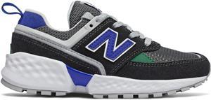 New Balance 547 Kids Sport Tennarit, Black/Blue 30