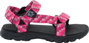 Jack Wolfskin Seven Seas Sandaalit, Tropic Pink 27