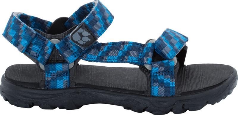 Jack Wolfskin Seven Seas Sandaalit, Glacier Blue 32