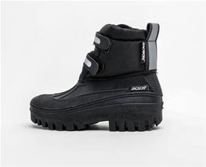 Jacson Riding and Stable Shoe Kick Velcro Jr