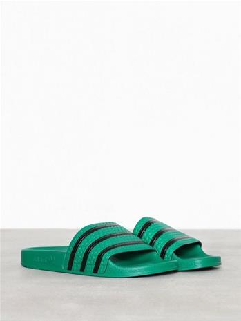 Adidas Originals Adilette Sandaalit & varvassandaalit Vihreä