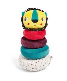 Mamas&Papas kasattava pehmolelu Activity Toy - Lion Stacker