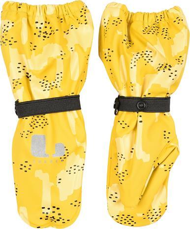 Lindberg Genarp Rukkaset, Yellow/Black 4-6
