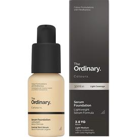 The Ordinary Serum Foundation - 2.0 Yg Light Medium Yellow Gold