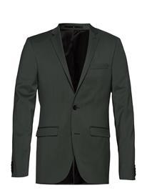 JUNK de LUXE Wool Suiting Blazer Vihreä
