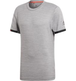 Adidas M CODE TEE GREY HEATHER