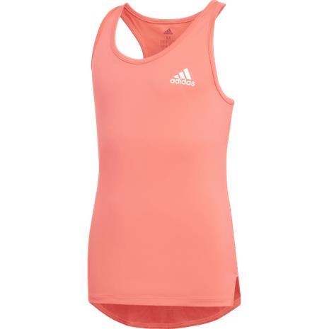 Adidas G YG TR SUM TANK FLASH RED