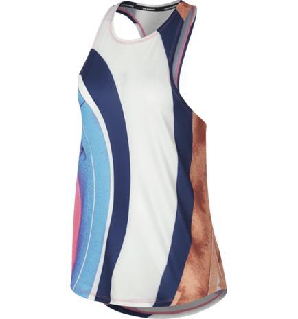 Nike W TANK EVA SUMMIT WHITE/REFLE