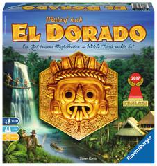 Quest for El Dorado, lautapeli
