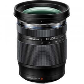 Olympus M.Zuiko Digital ED 12-200mm F3.5-6.3, objektiivi