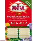 Substral 2in1 hyönteistorjuntapuikot