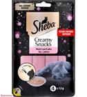 Sheba 4x12g Creamy Snacks Lohta