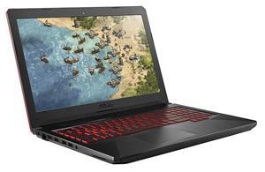 """Asus TUF Gaming FX504GD-DM1256T (Core i5-8300H, 8 GB, 256 GB SSD, 15,6"""", Win 10), kannettava tietokone"""