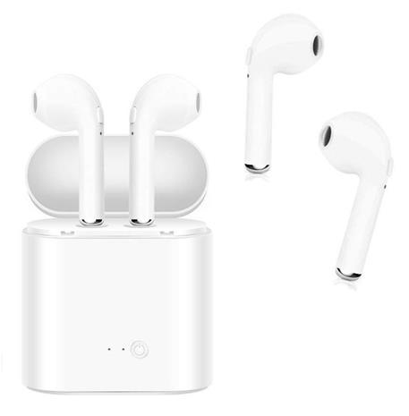 i7S TWS, Bluetooth-nappikuulokkeet mikrofonilla