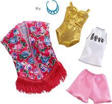 Barbie - Fashion 2 Pack - Beach Chic (FXJ62)