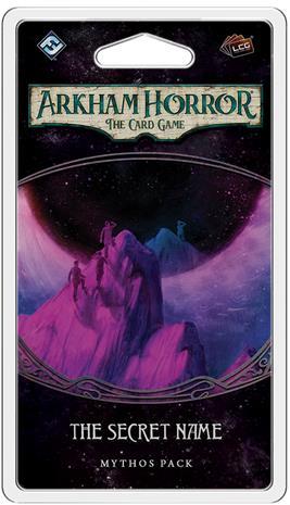 Arkham Horror: The Card Game - The Secret Name Mythos Pack LAUTA