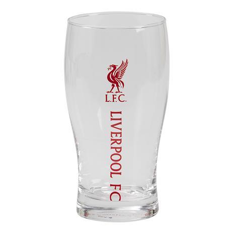 Ölglas Fotboll Liverpool
