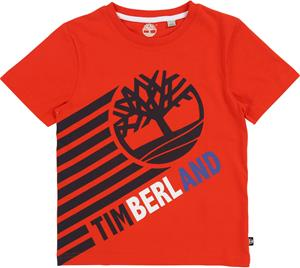 Timberland T-Paita, Orange 6 vuotta