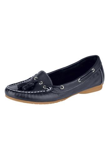 "Filipe Shoes"" ""Nahkamokkasiinit musta"