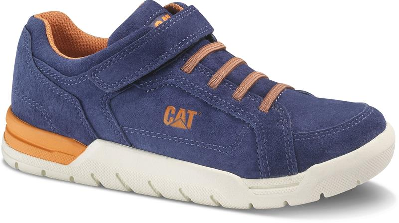 Caterpillar Ripcord Tennarit, Blue/Orange 38