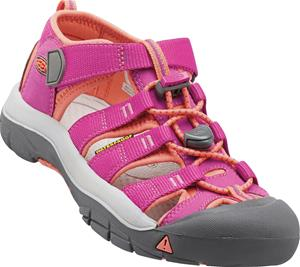 KEEN Newport H2 Toddlers Sandaalit, Very Berry/Fusion Coral 19