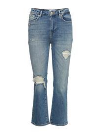 ONLY Onlzia Hw Kick Flared Cropped Dnm Jeans Sininen
