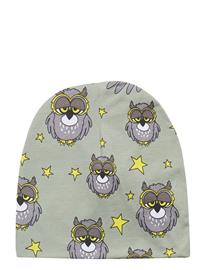 Tao & friends Beanie Multi-Animal Vihreä