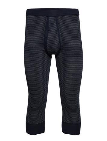 Schiesser Pants 3/4 Sininen