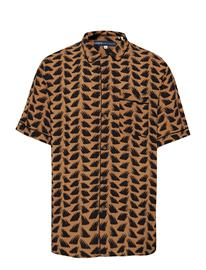 Levi's Made & Crafted Lmc Pajama Shirt Lmc Brush Str Monivärinen/Kuvioitu