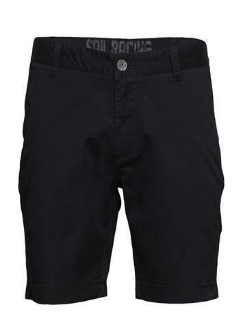 Sail Racing Grinder Chino Shorts Musta