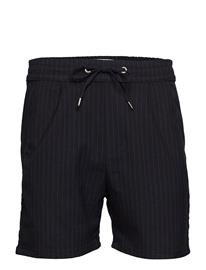 Just Junkies Main Shorts New Stripe Sininen