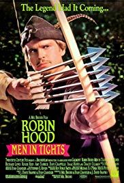 Robin Hood - sankarit sukkahousuissa (Robin Hood: Men in Tights, 1993, Blu-Ray), elokuva