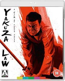 Yakuza Law (1969, Blu-Ray), elokuva