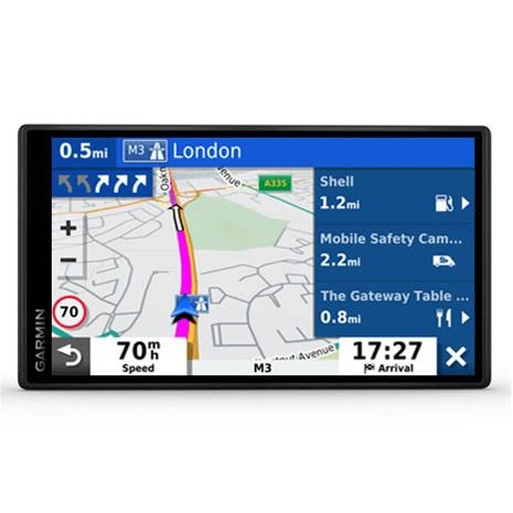Garmin DriveSmart 55, GPS-navigaattori
