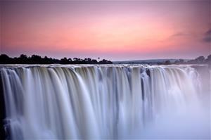 Fototapet Victoria Falls