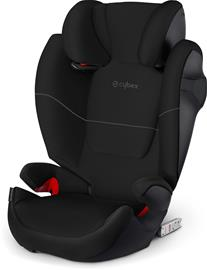 Cybex Solution M-Fix Turvavyöistuin, Pure Black