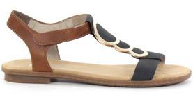 Rieker Sandaalit 64278-16 sininen