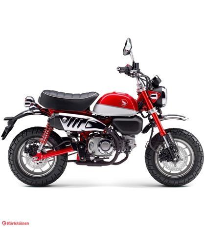 Honda Monkey 125 kevytmoottoripyörä