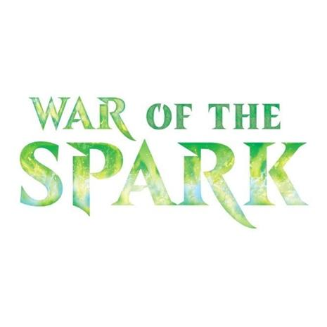 Magic The Gathering: War of the Sparks Booster KORTTI