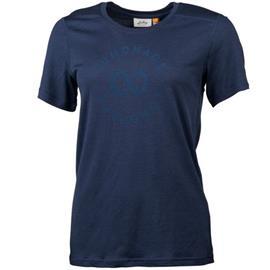 Lundhags Gimmer Sigil naisten merinovillainen T-paita sininen
