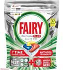 Fairy Platinum Plus 37 kpl konetiskitabletti